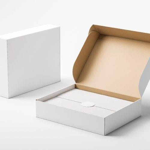 קופסאות ממותגות למשלוחים
